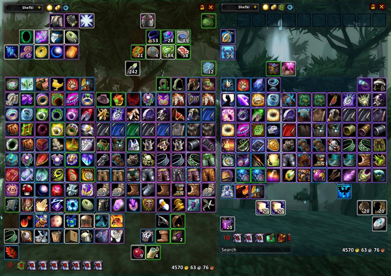 Des modules pour la création d'un site de guilde